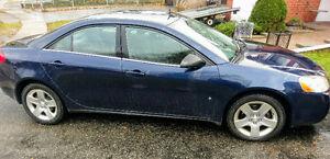 2008 Pontiac G6 Sedan $4500.00 OBO