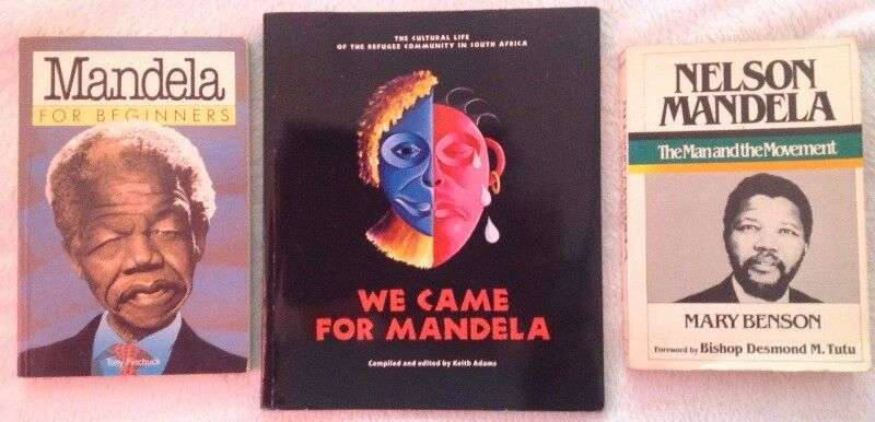 Books on mandela softcovers other gumtree classifieds south books on mandela softcovers fandeluxe Images