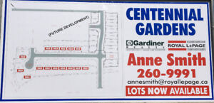 NEW SUBDIVISION IN NEW MARYLAND - CENTENNIAL GARDENS
