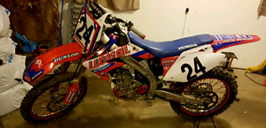 2006 crf450r Rekluse   trade for  dual sport