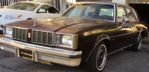 Oldsmobile - Cutlass (Negociable)