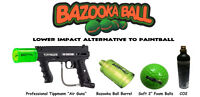 BAZOOKA BALL Safe & fun for all ages!!!