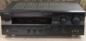 350 Watt Yamaha RX V595 Receiver