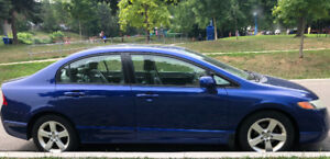 2006 Honda Civic single owner in excellent condition