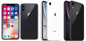 BRAND NEW - iPhone X and XRs in stock!