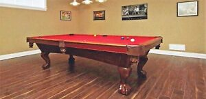 Brunswick Pool table with Table Tennis
