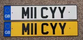 Private Number Plate/Personal Registration Number For Sale