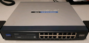 Cisco RV016 Multi-WAN VPN Router   - Pre-Owned