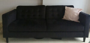 Stylish sofa in excellent condition for sale