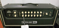 Line 6 DuoVerb, Duo verb, Amp Head