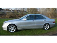 Mercedes-Benz S320 3.2TD auto S320 CDi PX Swap Anything considered