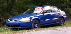 FREE 1997 Civic With Purchase Of Snow Tires