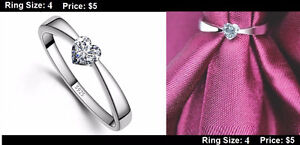 **BRAND NEW** Promise Rings LOTS TO CHOOSE FROM Kitchener / Waterloo Kitchener Area image 9