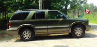 2001 GMC Jimmy SLT Package SUV, Crossover