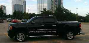 BEST FLAT RATES FOR OAKVILLE MILTON AND LONG DISTANCE TOWING 24H