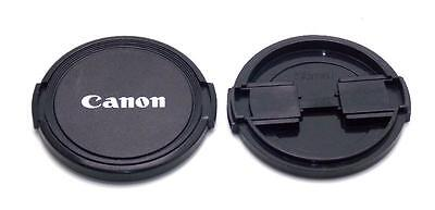 NEW One Canon 58mm Snap On Front Lens Cap Canon EOS 450D 500D 550D Camera DSLR for sale  Shipping to India