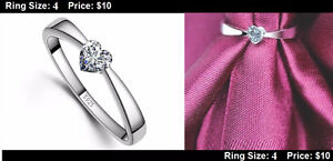 **BRAND NEW** Engagement Rings Promise Rings LOTS TO CHOOSE FROM Kitchener / Waterloo Kitchener Area image 10