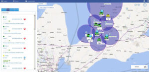 GPS Tracking / Electronic Logging Device(ELD)/Hours of Service