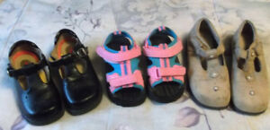 Baby Shoes Size 12, Size 9, Sandals Size 10