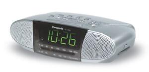 Panasonic AM/FM Digital Alarm Clock Radio With LED Display