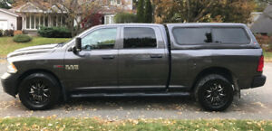 ECODIESEL Dodge Ram 1500 2015 Gris Charcoal