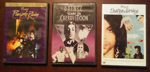 PRINCE MOVIE COLLECTION (DVD)