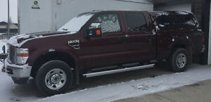 2009 Ford F-250 XLT Diesel Super Duty