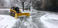 No Contract Commercial Snow Removal