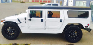 1995 AM General Hummer H1 Low km-Reduced Price!