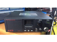 AKD 2001 2m FM transceiver 144-146Mhz