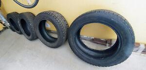 Yokohama Mud/Snow Set of 4 tires