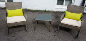 Patio Furniture, Ikea Chairs and Floor lamp on Sale!