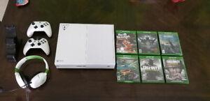 Xbox One avec équipement