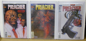 The Preacher Lot of Comics