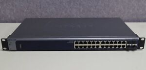 24 Port Gigabit Managed Switch