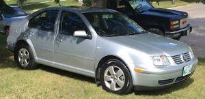 2005 Volkswagen Jetta 1.8 Turbo Sedan