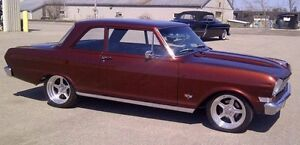 Looking for trim on doors for 1962 Chevy11 Nova