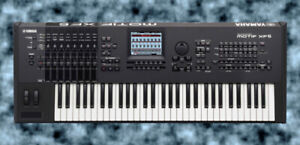 Yamaha Motif XF6 Production Workstation Keyboard