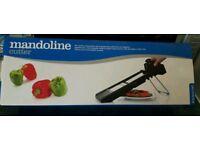 Mandoline Cutter