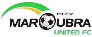 GOALKEEPER NEEDED: All Age Saturday Men's Soccer Maroubra Eastern Suburbs Preview