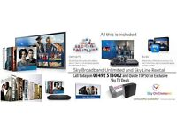 Massive Discounts For New Sky Customers