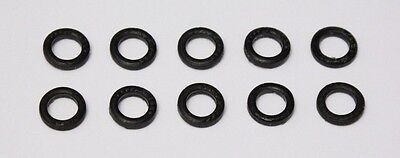 10 New Front Tires for AFX Magna-Traction Aurora Slot Car High performance