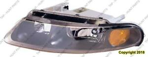 Head Lamp Passenger Side Coupe High Quality Dodge Avanger 1997-2000