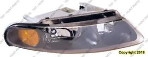 Head Light Driver Side Coupe High Quality Dodge Avanger 1997-2000