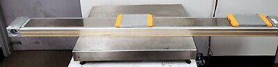 Parker Linear Actuator Slide Rail 805-0740d Hmrx150 New See Video F1fl