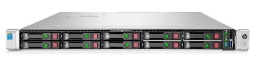 Hpe Proliant Dl360 Gen9 2x E5-2620v3 8x2.5 Bays 32gb P440ar 1u Server 755263-b21