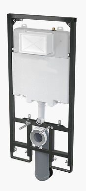 What Wall Mounted Toilet Frame Do I Need?