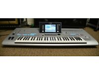 For Sale Tyros4 Or Swap for Korg pa4x Briliant condition 1gb Flash memory come with premium packs