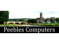 Computer repair Peebles and the borders