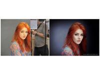 Photo retouching/ editing